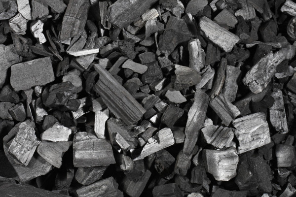 charcoal briquettes for crushing