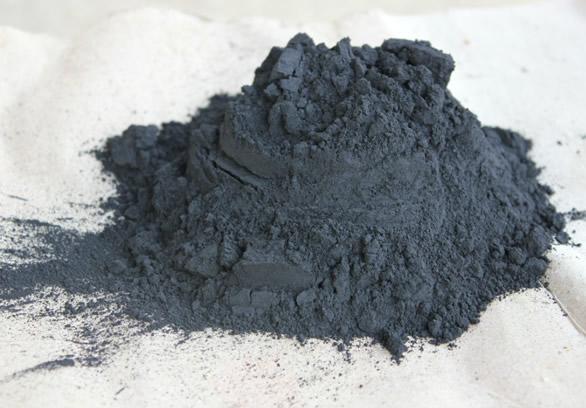 charcoal coal powder processed by coal crusher machine