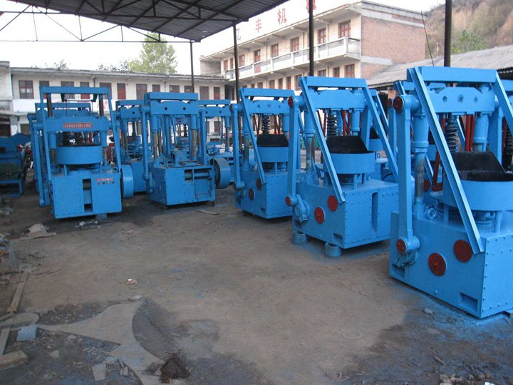 honeycomb coal machines are in stock