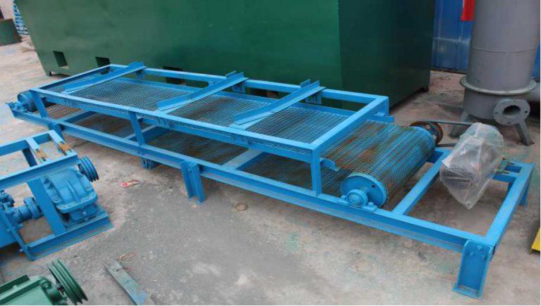 steel mesh conveyor