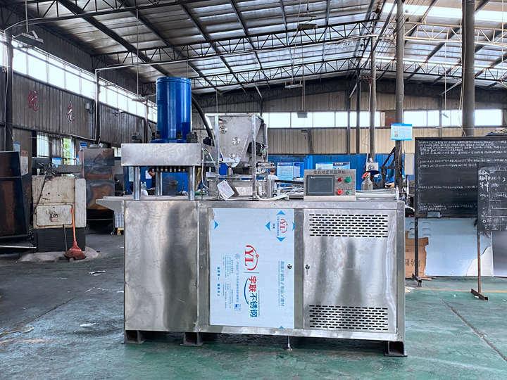 Charcoal making machine