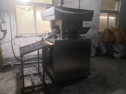 round hookah coal machine for Nigeria