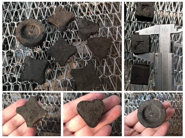 Briquetting effect