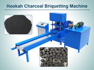 Hookah Charcoal Briquetting Machine